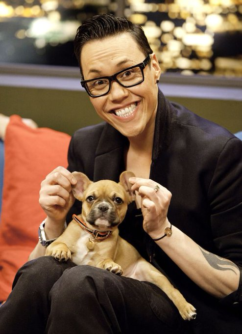 Happy Birthday Gok Wan
