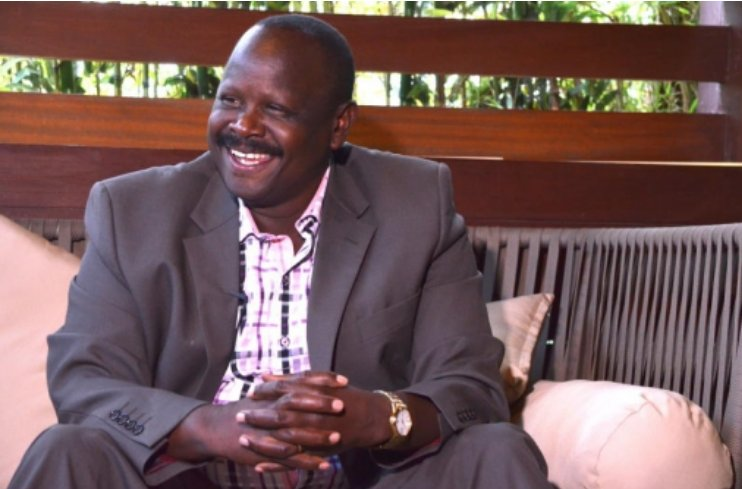 Former Bomet Governor Isaac Ruto decamps NASA, to support Uhuru's re-election bid