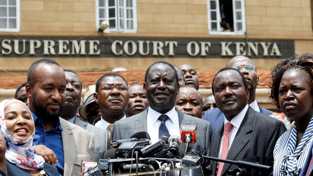 Can Kenya pull off a second election within 60 days? asks @NiNanjira