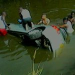 Man drowns after car plunges into river in Lamu