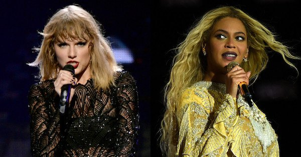 According to Taylor Swift's Look What You Made Me Do director, Beyoncé copied Bad Blood.