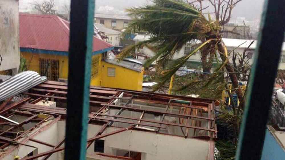 Caribbean islands spared Hurricane Jose's wrath