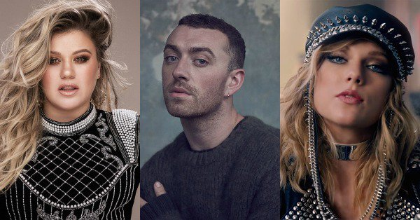 A guide to your fall comeback singles from Taylor Swift, Kelly Clarkson, Sam Smith and more: