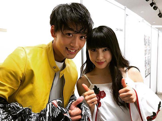 test ツイッターメディア - うれしいいいいいいい陸王で竹内涼真くんと山﨑賢人くん共演とか誰得ですか!私です!!!!!!大好きな2人が❤❤❤❤❤これだけでも嬉しいのにインスタで太鳳ちゃんとツーショット♡♡♡誰得ですか!私です!!!!!!幸せ。ありがとう。@takeuchi_ryoma https://t.co/uQ42eTE5uk