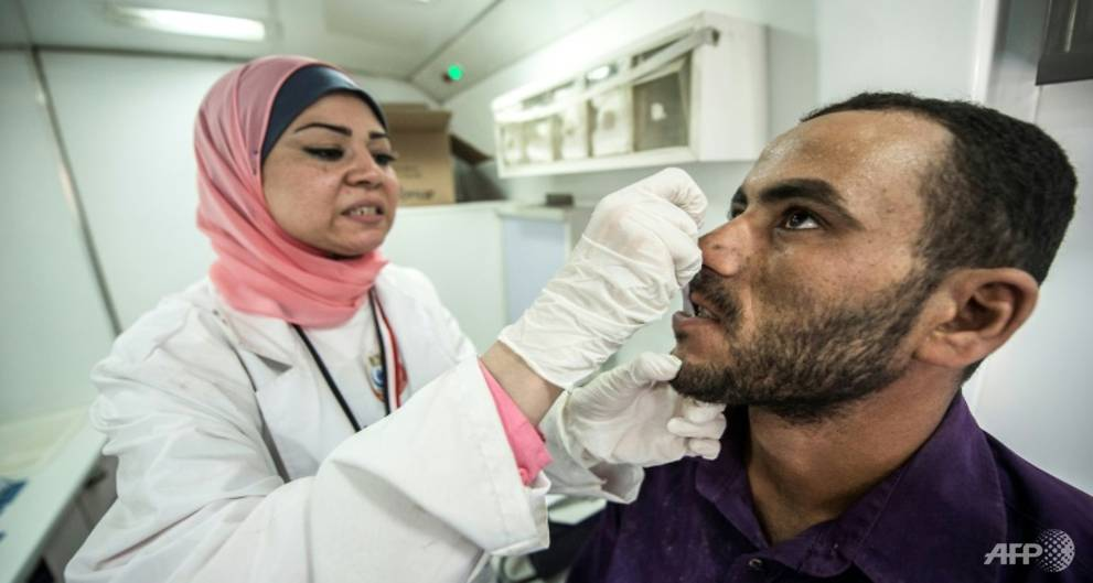 Egypt, once top Hepatitis C sufferer, draws cure seekers