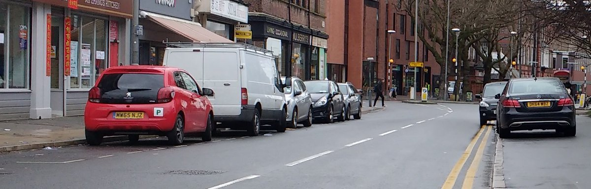 test Twitter Media - RT @livepedestrian: #pavementparking on @StreetMyrtle. Day and night. #ZeroEnforcement @lpoolcouncil @MerPolCC https://t.co/iWRjXwjtfB