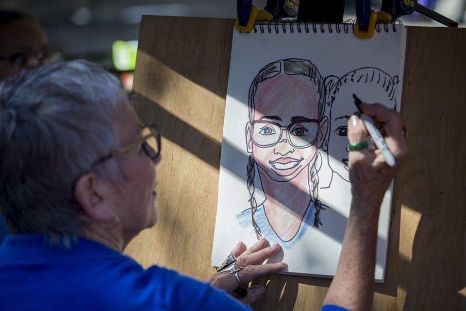 Block party closes Harrisburg street for Hispanic Heritage Festival