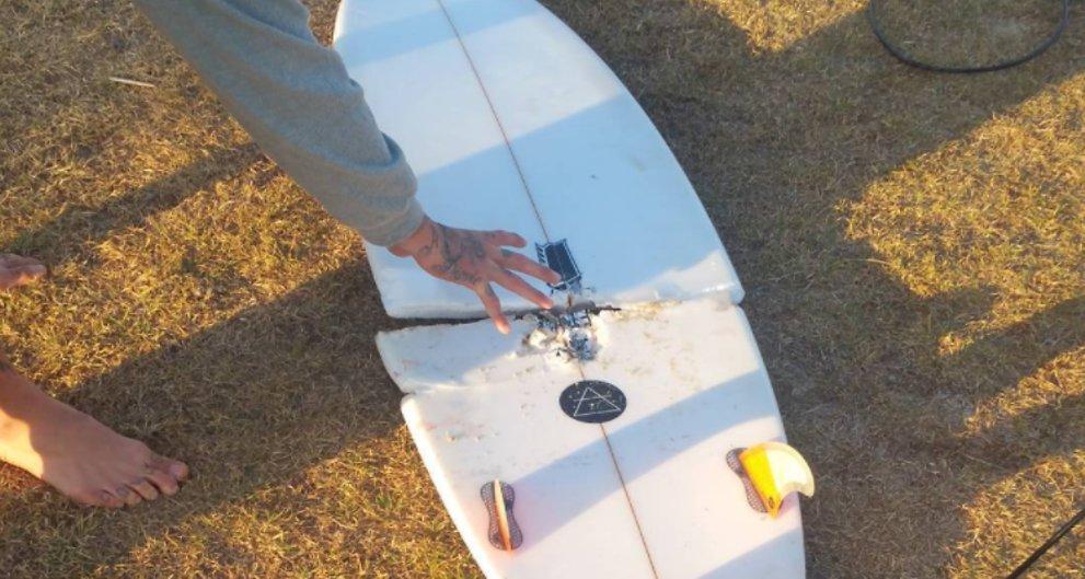 Surfer mauled in Australia shark attack