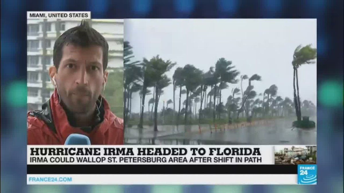 ?? Hurricane Irma: Storm hits Lower Florida Keys