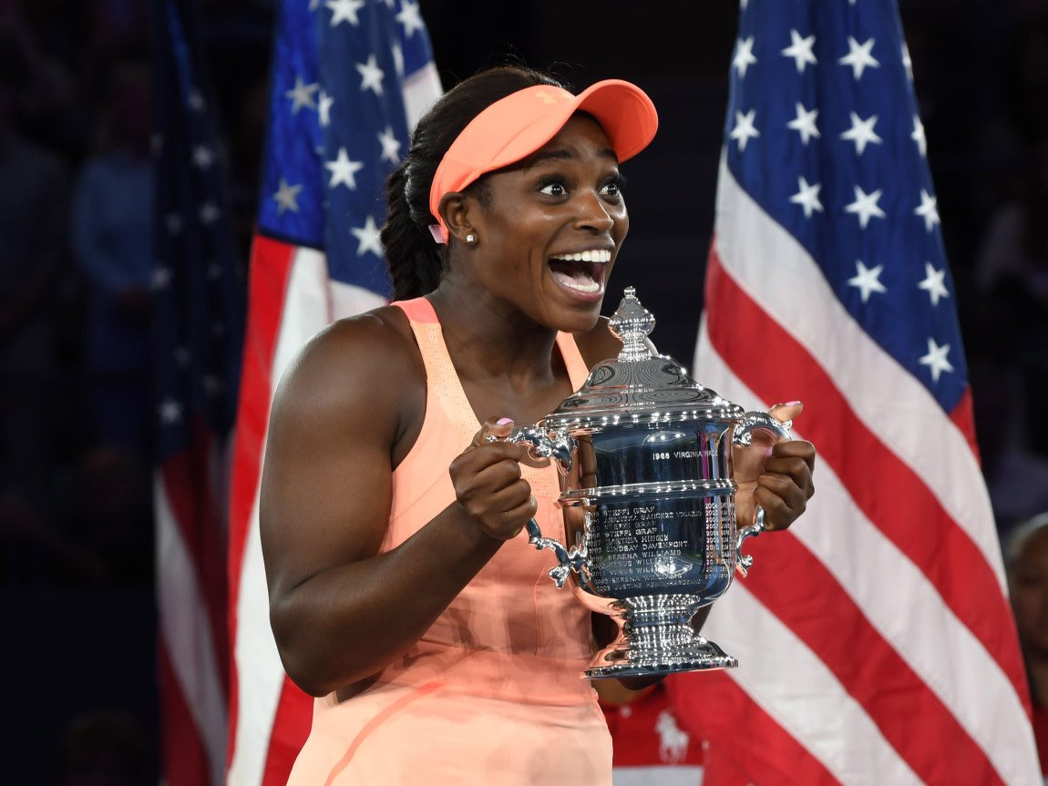 Tennis finally crowns an American woman not named Williams. https://t.co/6X0vIF9BTe https://t.co/0D5iV0ToTi