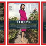 Time Unveiled 12 Stunning Covers Celebrating Game-Changing Women
