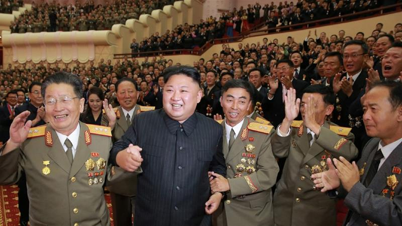 North Korea: Kim Jong-un praises nuclear test