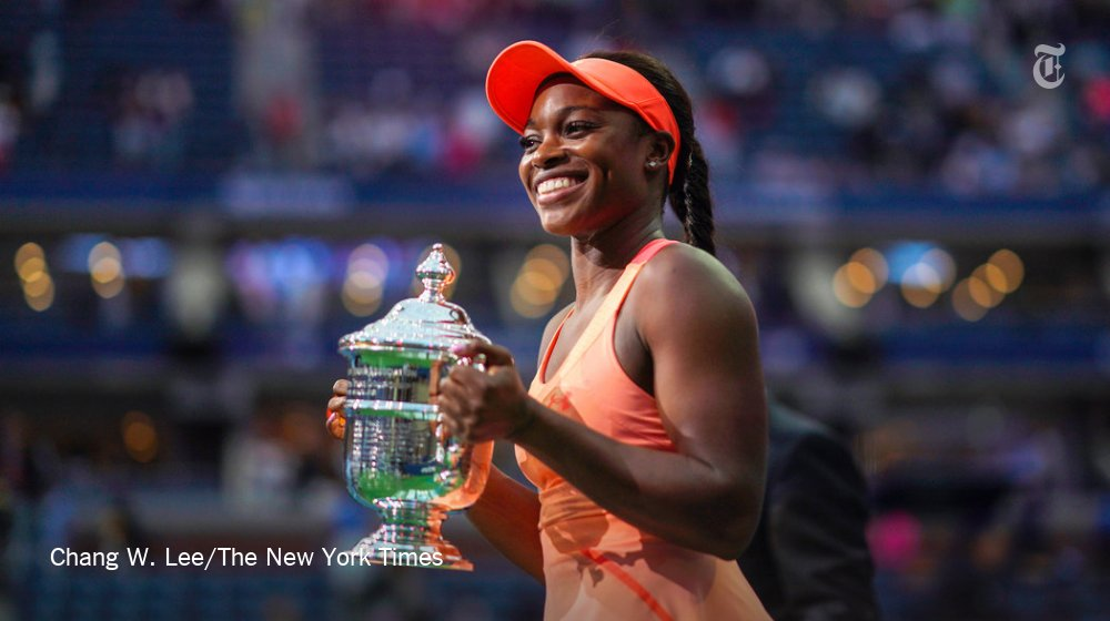 "'Talk about a comeback."" –Sloane Stephens, the U.S. Open champ https://t.co/KvEZsl8fHx https://t.co/NVQnzoDQ1L"