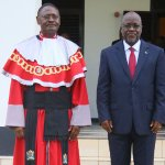 President Magufuli confirms Prof Juma as the new Chief Justice