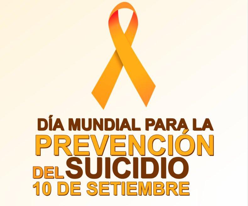 Hoy se conmemora el Día Internacional para la Prevención del Suicidio https://t.co/lpmoOKCwjV #EfemérideCultural https://t.co/DnW42bxk4d
