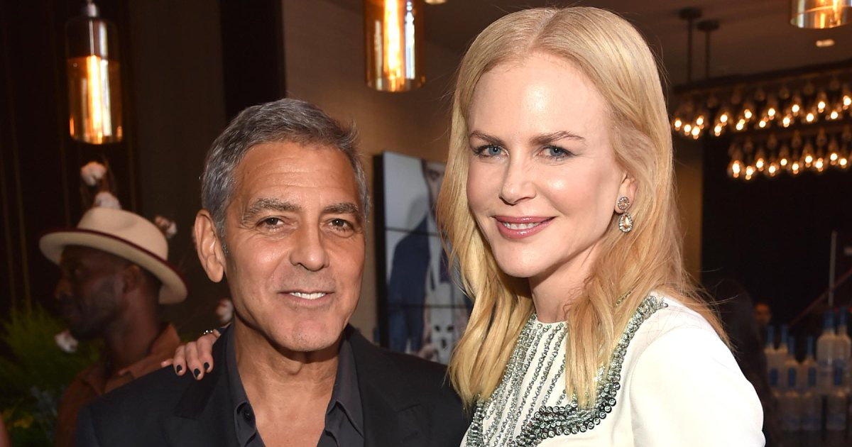 George Clooney and Nicole Kidman reunite at our TIFF Must List Party: