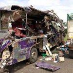 Narok-Mai Mahiu road accident claims three lives, scores injured