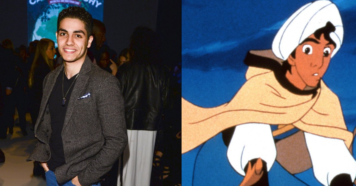 Who's playing who in Disney's live-action Aladdin film: