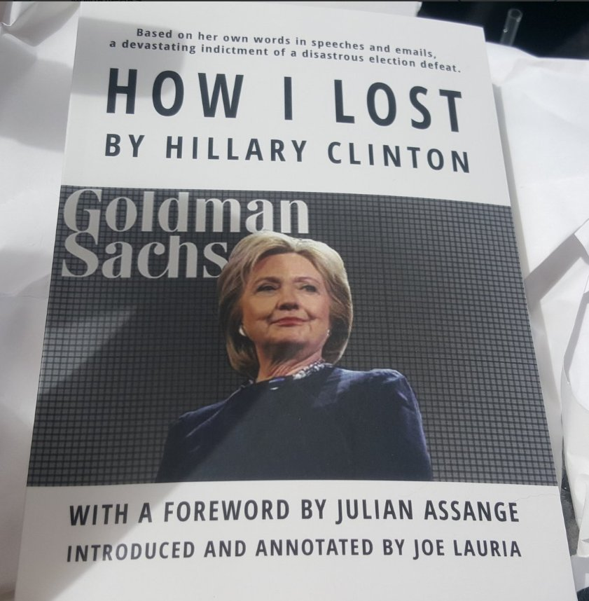 Buy Now: How I Lost By Hillary Clinton