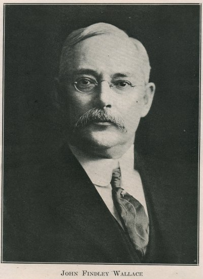 10SEP1852: Birth of American #CivilEngineer John F Wallace; #19thCentury RR engineer and 1st Chief Engineer of the #PanamaCanal 1904-1906 https://t.co/V9VzU2nmg2