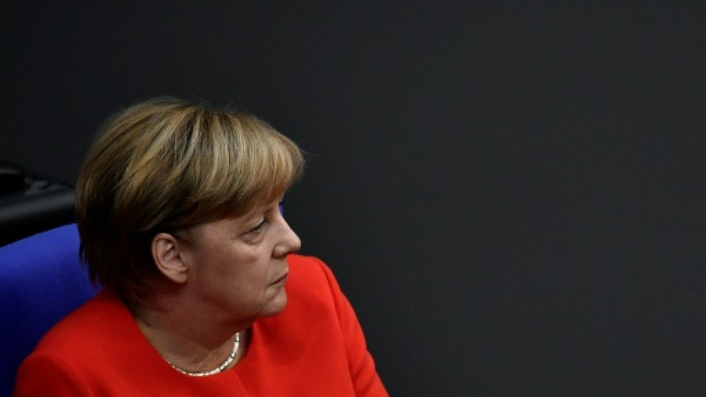 Germany open to Iran-style N. Korea talks: Merkel
