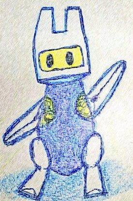 言葉をかけるタイミングが合わなかったから…トンカミンのイラスト描いてみた(´-`)ちょっとでも励ましになってくれたら良い