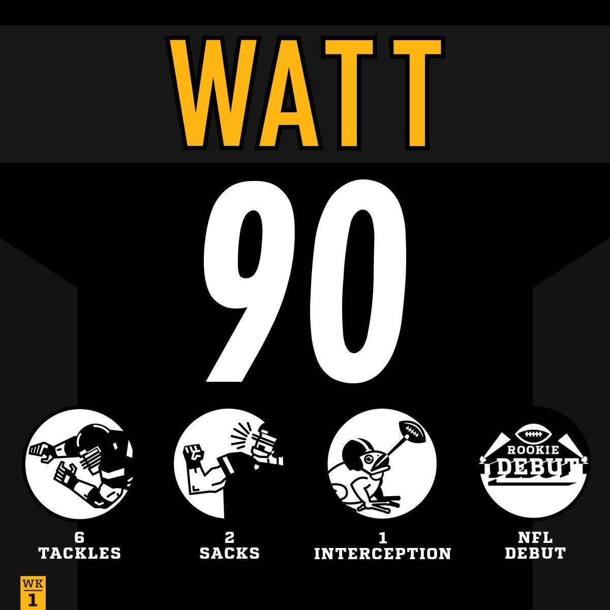 TJ Watt