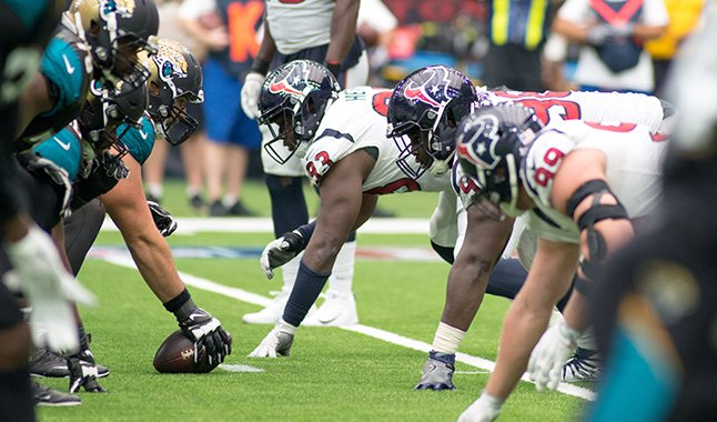 Check out #TexansGameday photos from the game against the Jaguars.  ��: https://t.co/nAiKkIfOEh https://t.co/LlUGNJT1hn