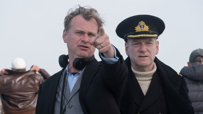 Christopher Nolan on Dunkirk: There was no green screen