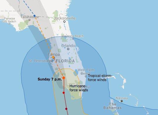 Live updates as Hurricane Irma slams into Florida https://t.co/jhOuk4nssU https://t.co/CDtX0chAJa