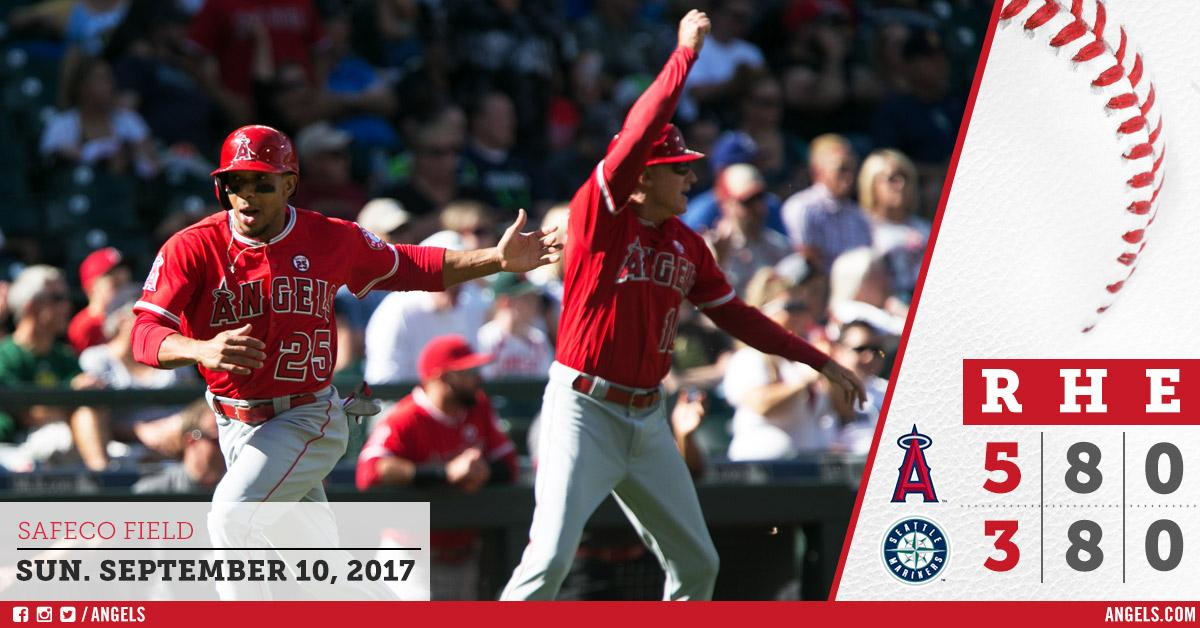 Make it 43 comeback wins for the #Angels! #ComebackKids  #HaloRecap: https://t.co/8IdITPvqOb https://t.co/PJq39x5kIR