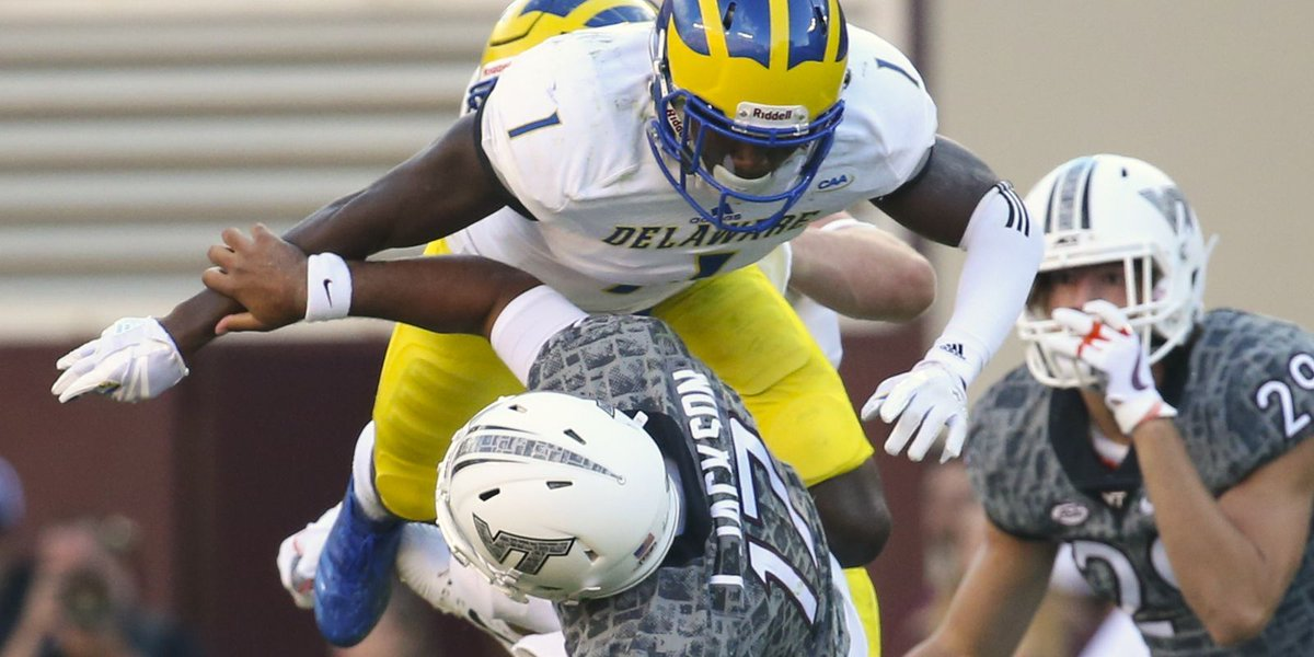 Five takeaways from Delaware's 27-0 loss at Virginia Tech