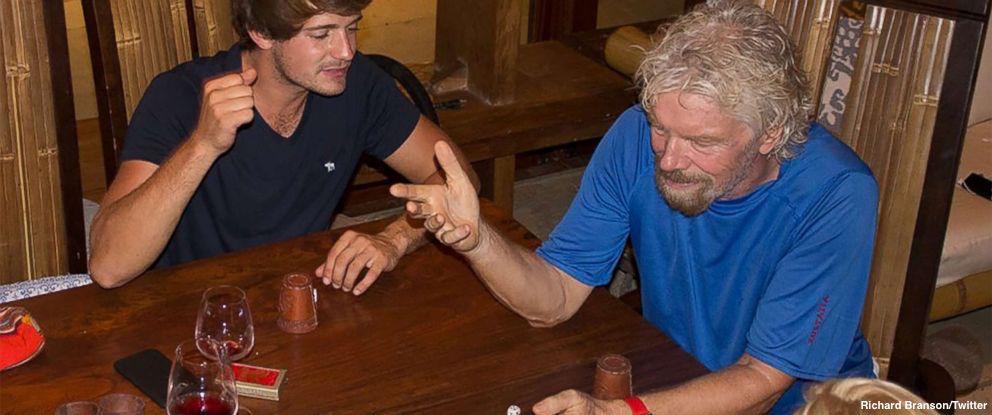 "Richard Branson urges British Virgin Islands residents to ""get prepared"" for Hurricane Jose"