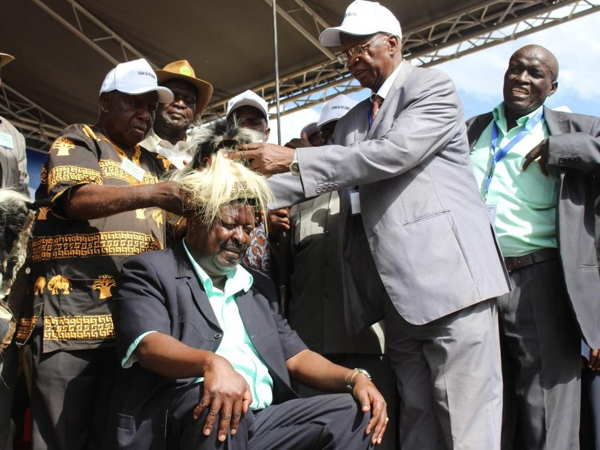 Mudavadi chides Western leaders, residents 'selling out' to Jubilee