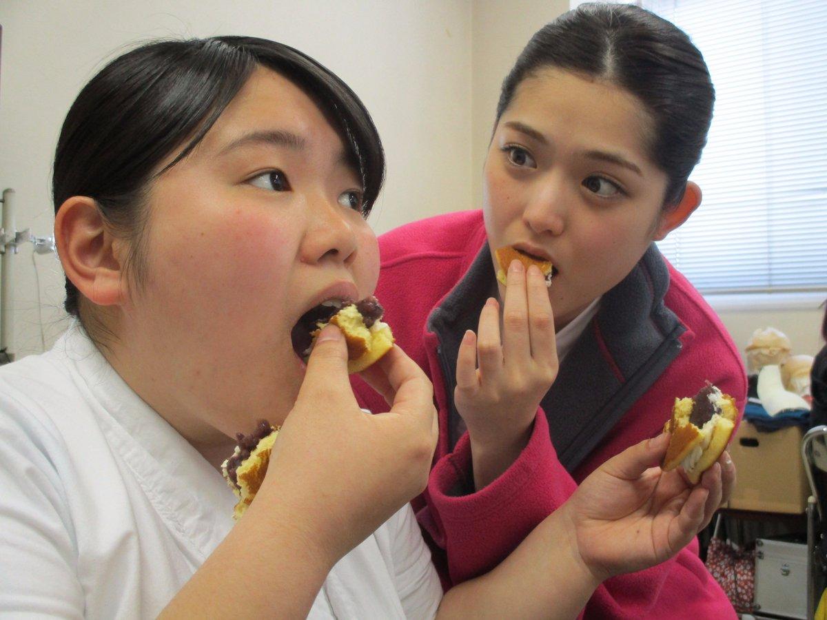 映画「#あさひなぐ」 📸【マンデー文乃カメラ】Vol.08 今日の写真は、コチラです。   『美味しいのは、わ...