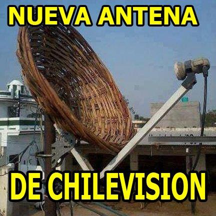 RT @Elssa_porrico: La Nueva Adquisición de #chilevision CHV y CNN https://t.co/O8aILLujUC