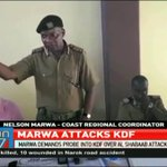 KDF is failing us on Al Shabaab war in Boni - Nelson Marwa