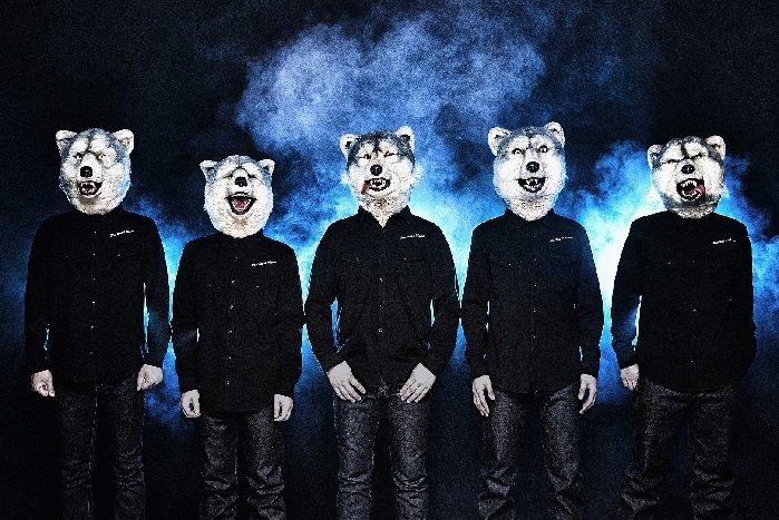 MAN WITH A MISSION、『Dog Days Tour 2017』にさいたまスーパーアリーナ公演を追加 |
