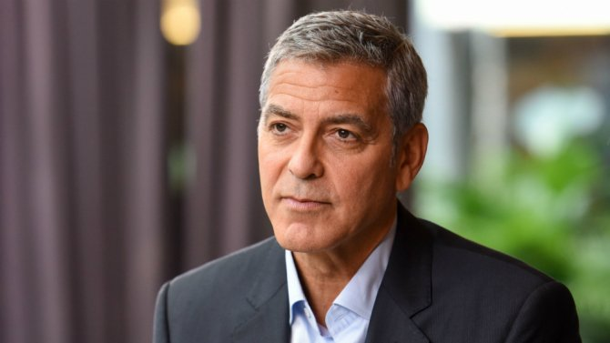 Exclusive interview: George Clooney says he has no political aspirations