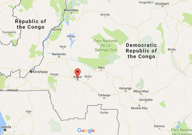 DR Congo bus accident leaves 25 dead, dozens injured