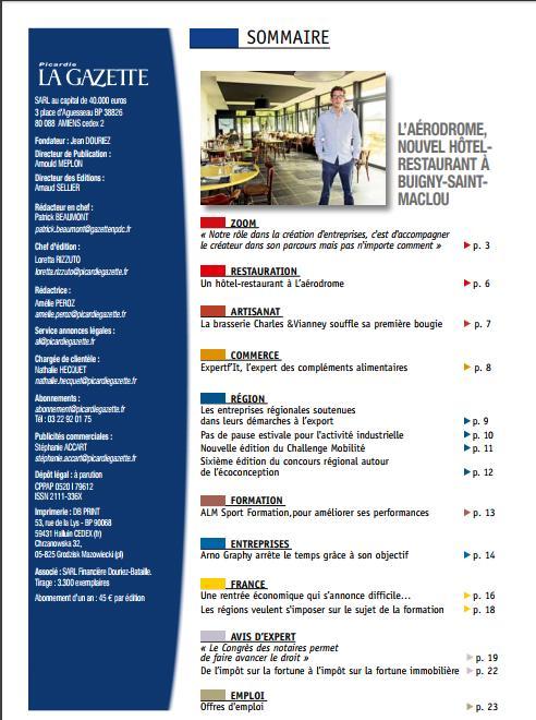 test Twitter Media - Retrouvez votre Gazette dans tous vos kiosques cette semaine! #restauration #artisanat #commerce https://t.co/2eq4NQhFRN