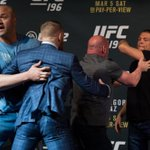 Conor McGregor facing lawsuit as security guard sues UFC star for allegedly nailing him with a can at Nate Diaz press conference