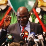 More security for chair Chebukati, IEBC officials