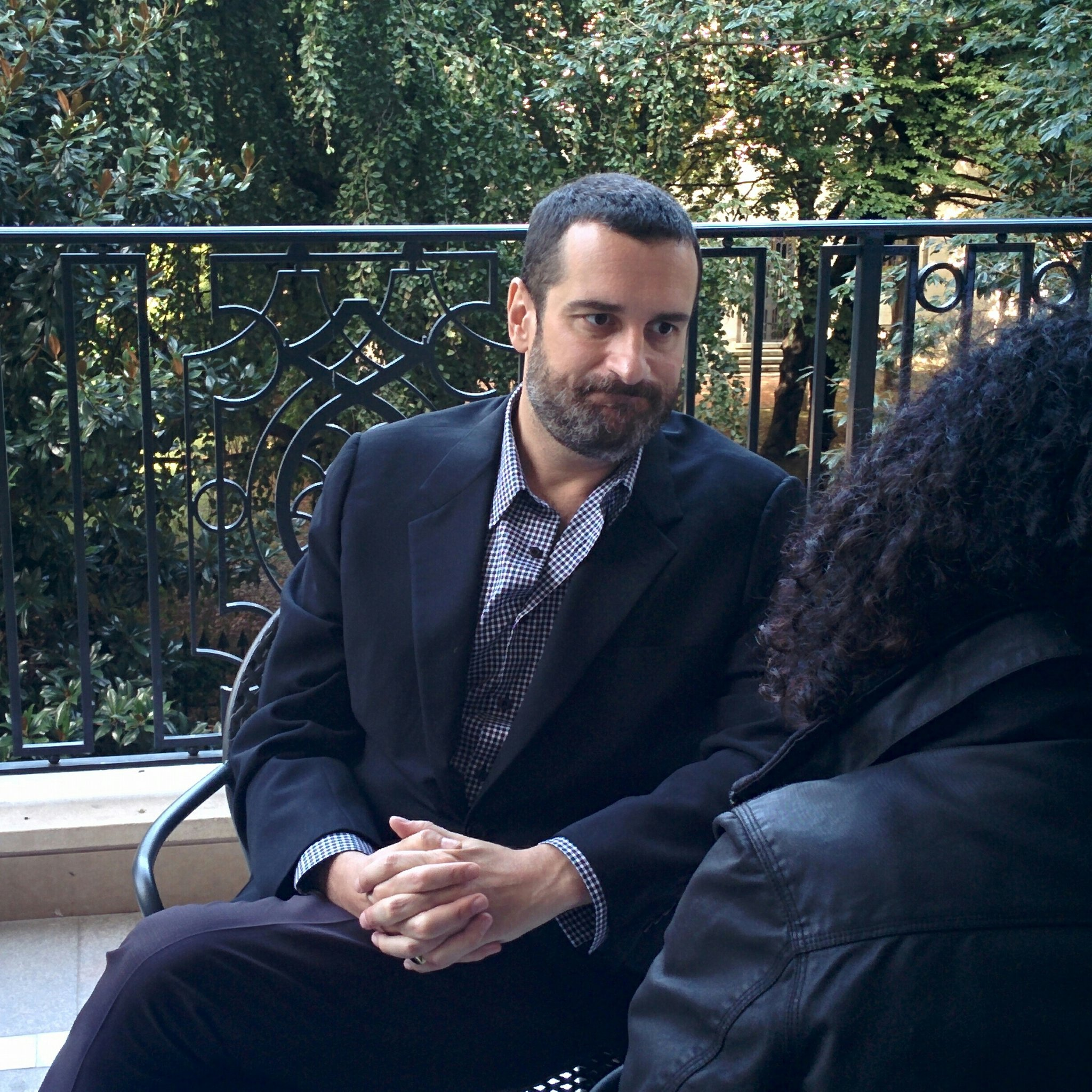 Momento interviste con @CdGherardesca �� #pechinoexpress https://t.co/j7BnRYK07H