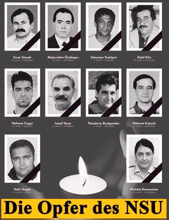test Twitter Media - #Nichtvergessen! Heute vor 17 Jahren wurde Enver Simsek von #NSU-Terroristen, ihren HelferInnen und Helfershelfern ermordet #NieWieder https://t.co/7pdHRocPuT