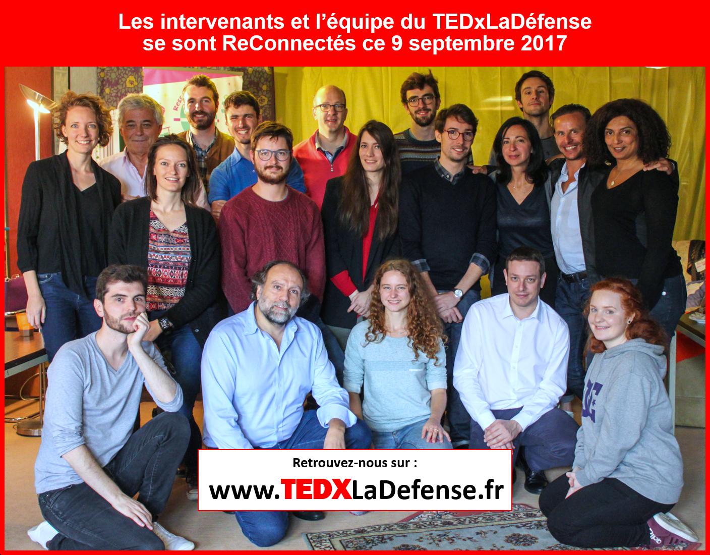 Voici la grande famille du TEDxLaDéfense ! Retrouvez-nous sur notre site internet : https://t.co/9ALUqCPGrw https://t.co/POPTc452yf