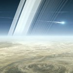 Cassini: Saturn probe to set up death plunge