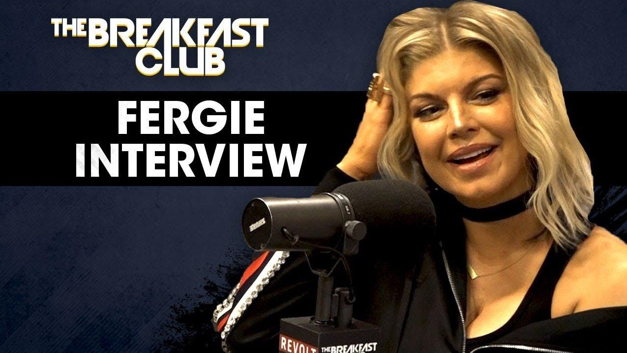 .@Fergie Talks New Music, MILFs, Black Eyed Peas & More https://t.co/BqTLW0xEgC https://t.co/V5TDLYw7bg