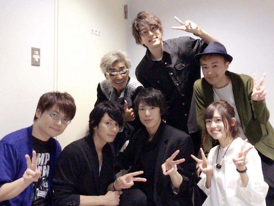 舞台乱歩奇譚DVD発売記念イベント、ご来場いただいた乱歩ちゃんのみなさま、ありがとうございました!本日の登壇メンバーと♪