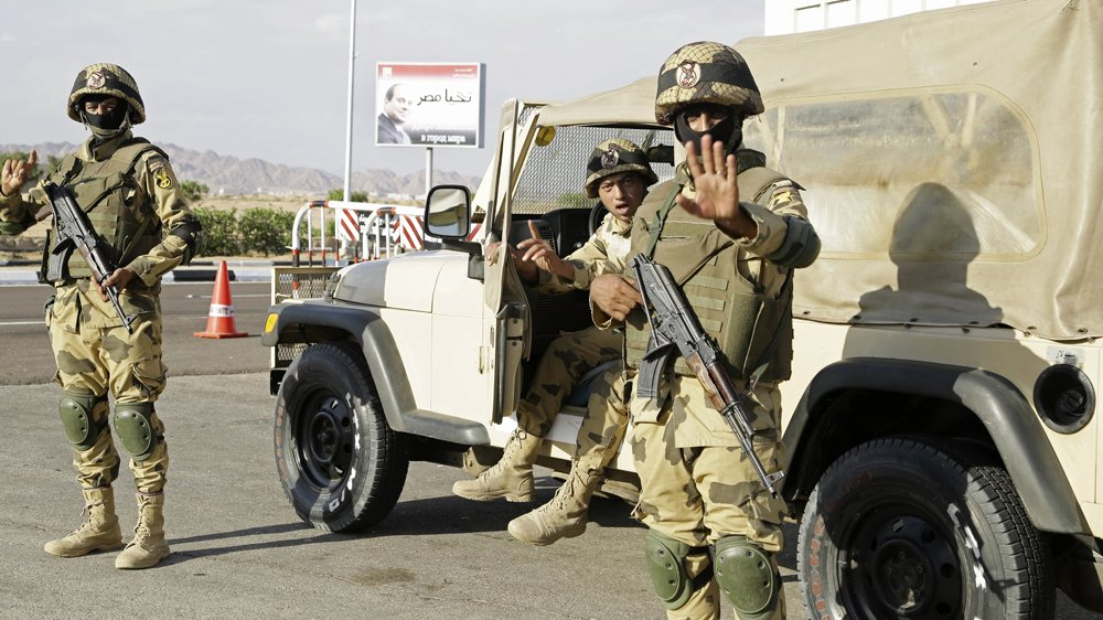 18 killed in ISIL ambush on Egypt's Sinai Peninsula